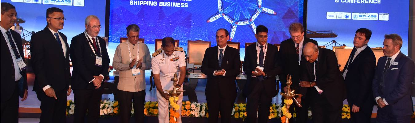 South Asia's largest Maritime Exhibition and Conference